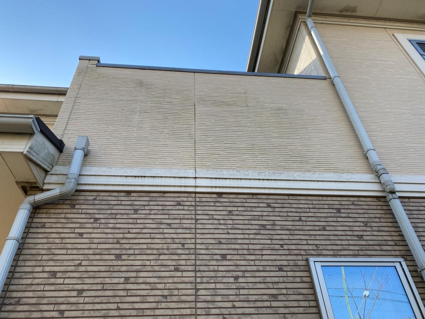 名古屋市港区 外壁塗装の無料建物診断! 築10年のサーラ住宅