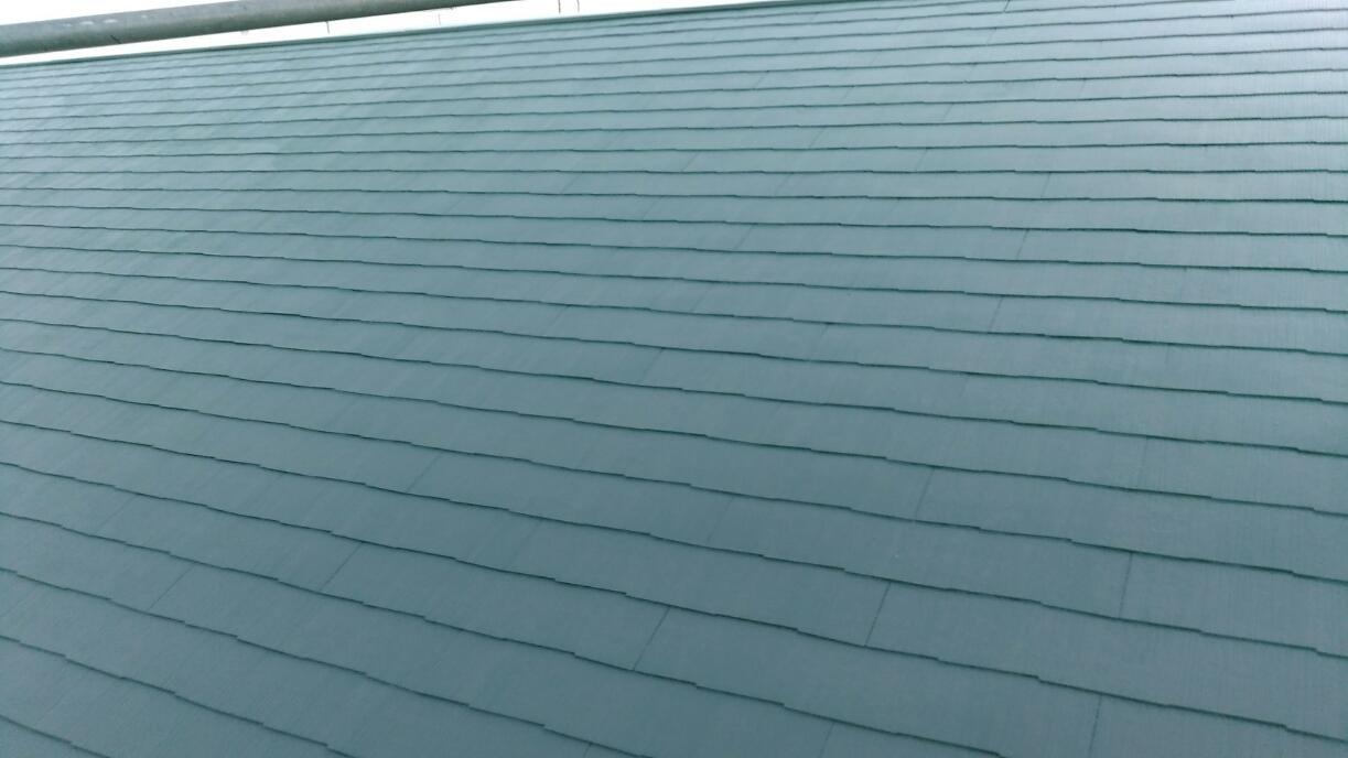 カラーベスト屋根の塗り替え