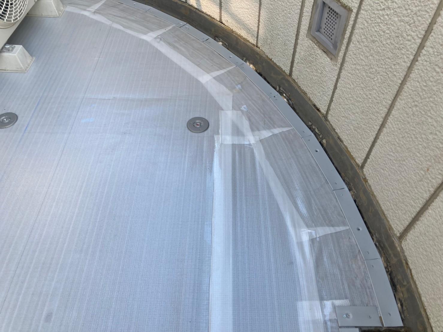 トヨタホームのシート防水