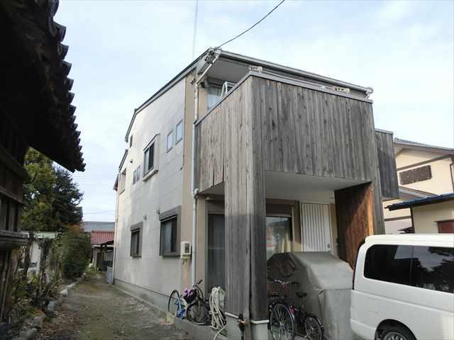 外壁塗装とサイディング張替