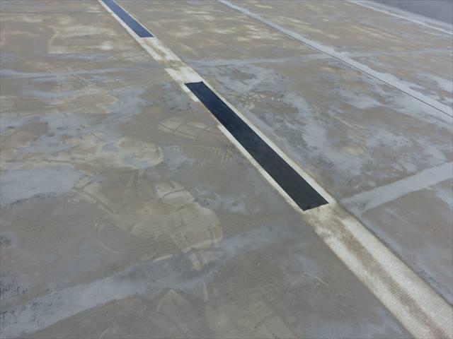 屋上シート防水