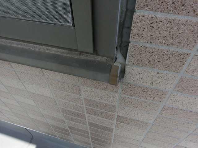 外壁タイルのシーリング