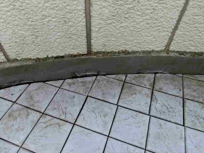 愛知県安城市/トヨタホームの外壁と防水の建物調査