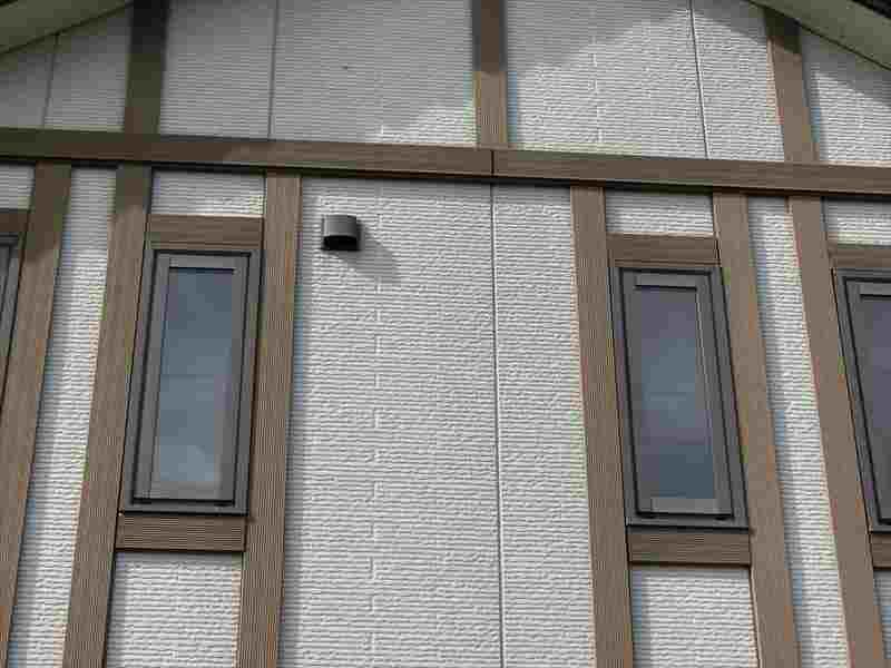 トヨタホームの外壁