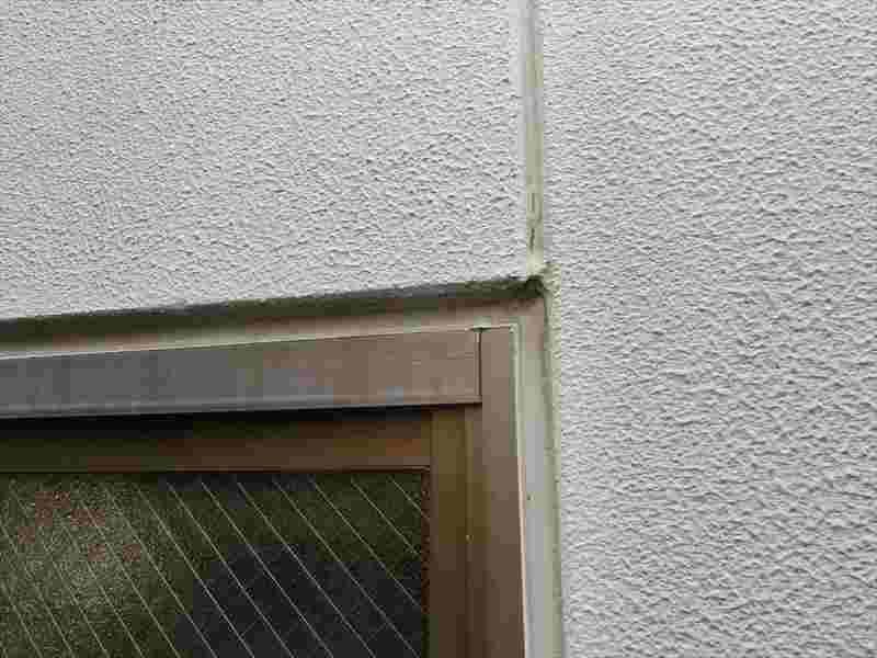 ALC外壁のシーリング