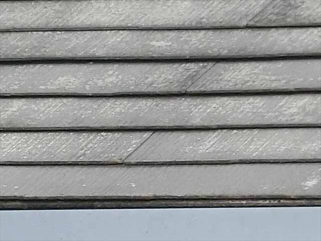 屋根の塗り替え前