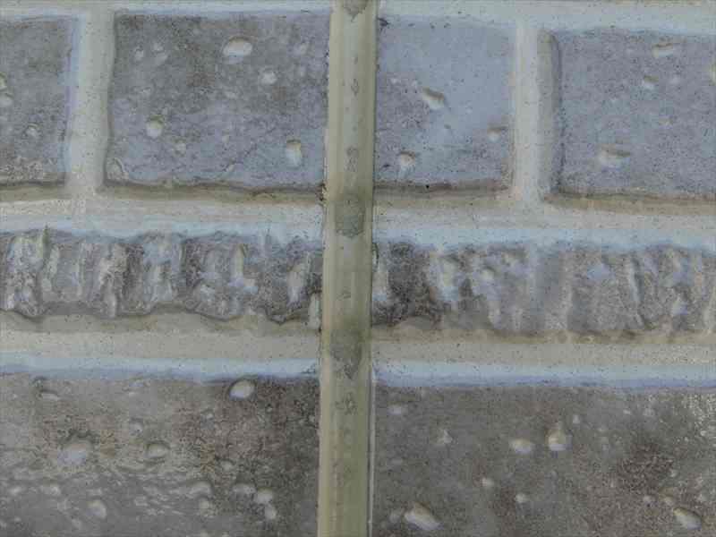 外壁サイディングのシーリング