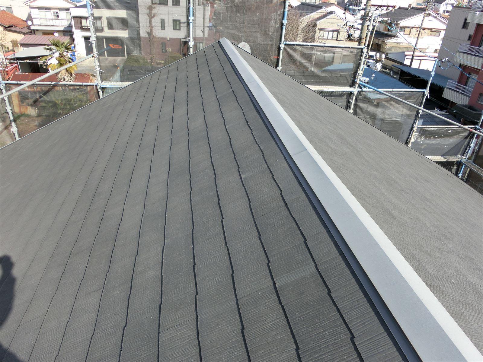 賃貸アパートの屋根