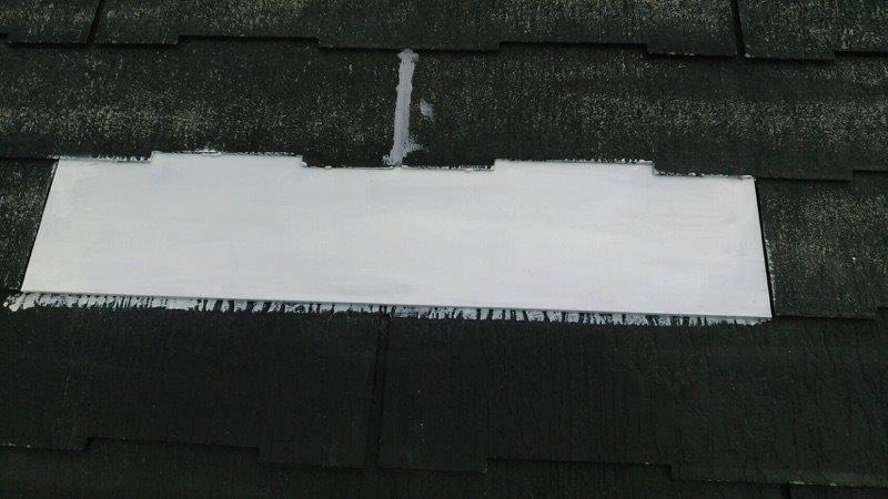ガルバリウム鋼板に専用の下塗