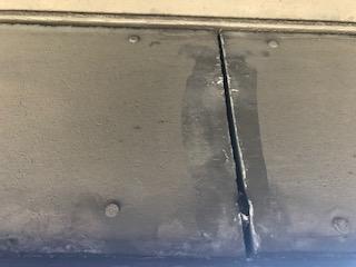 軒裏の汚れ