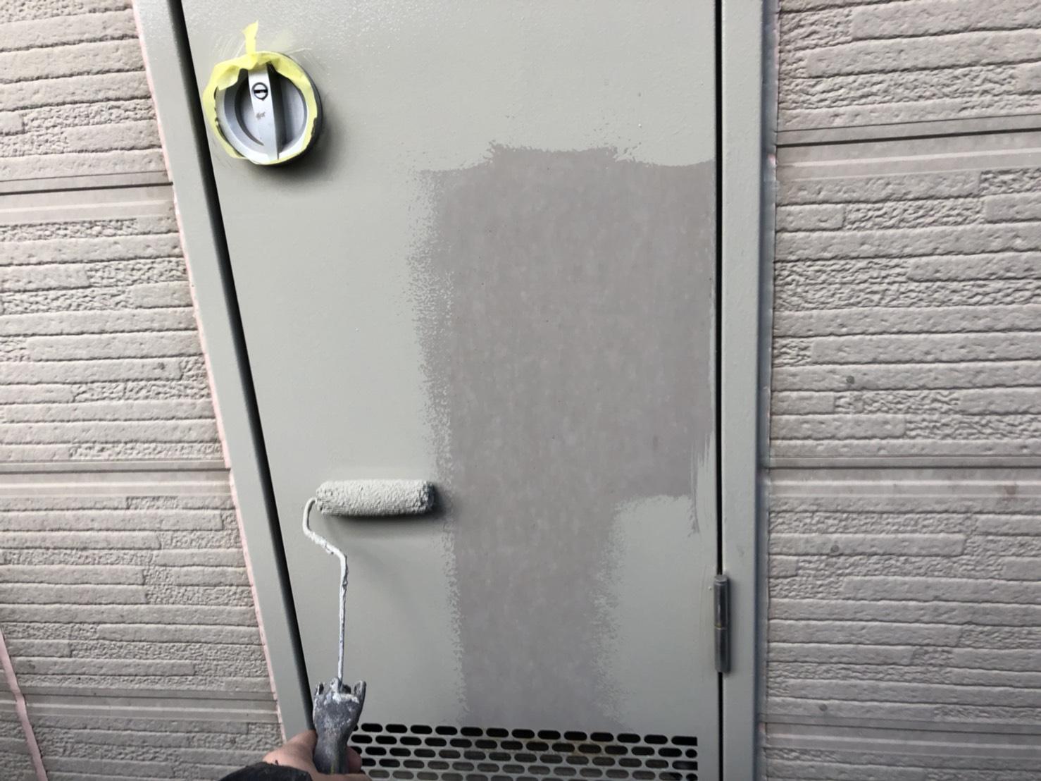 パイプシャフトドア