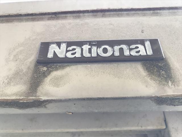 ナショナルの物置