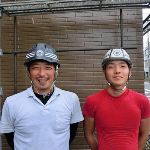 街の外壁塗装やさん名古屋南店提携会社北添興業(足場)